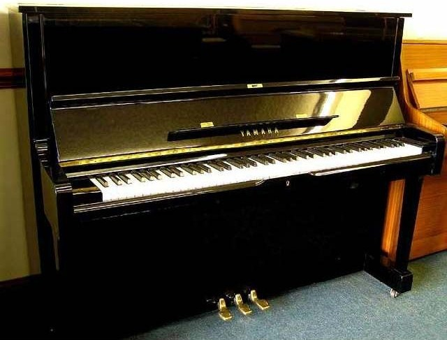 U1H%201741890 Used Yamaha U1 upright piano