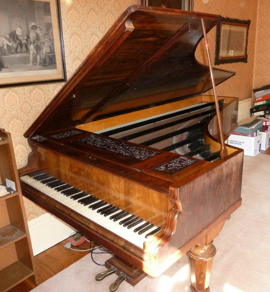 Image result for photo of a erard piano
