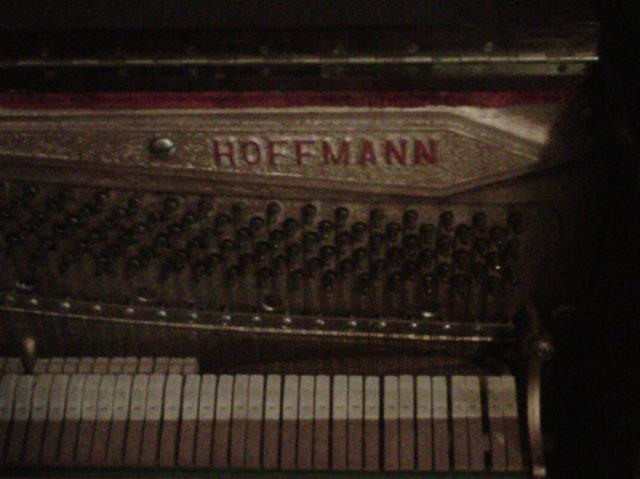 Hoffmann Pianos Information Roberts Pianos Oxford