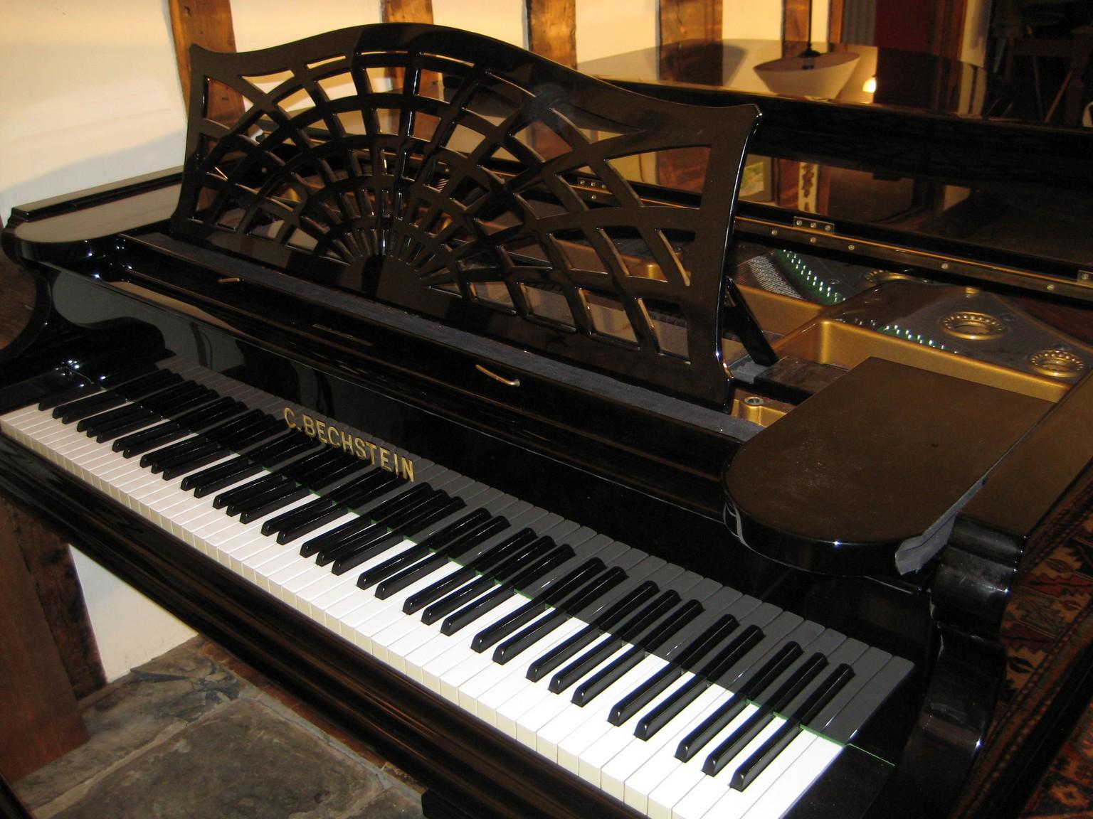 Bechstein Pianos Information Roberts Pianos Oxford