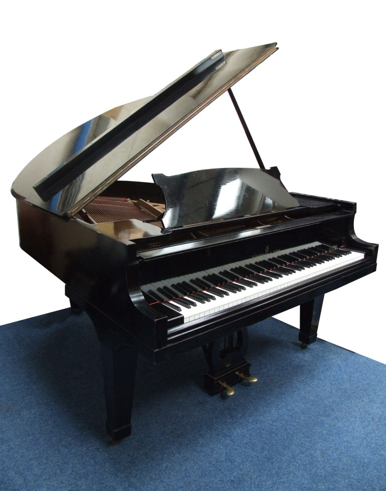 Photo of Steinway     OP Grand piano