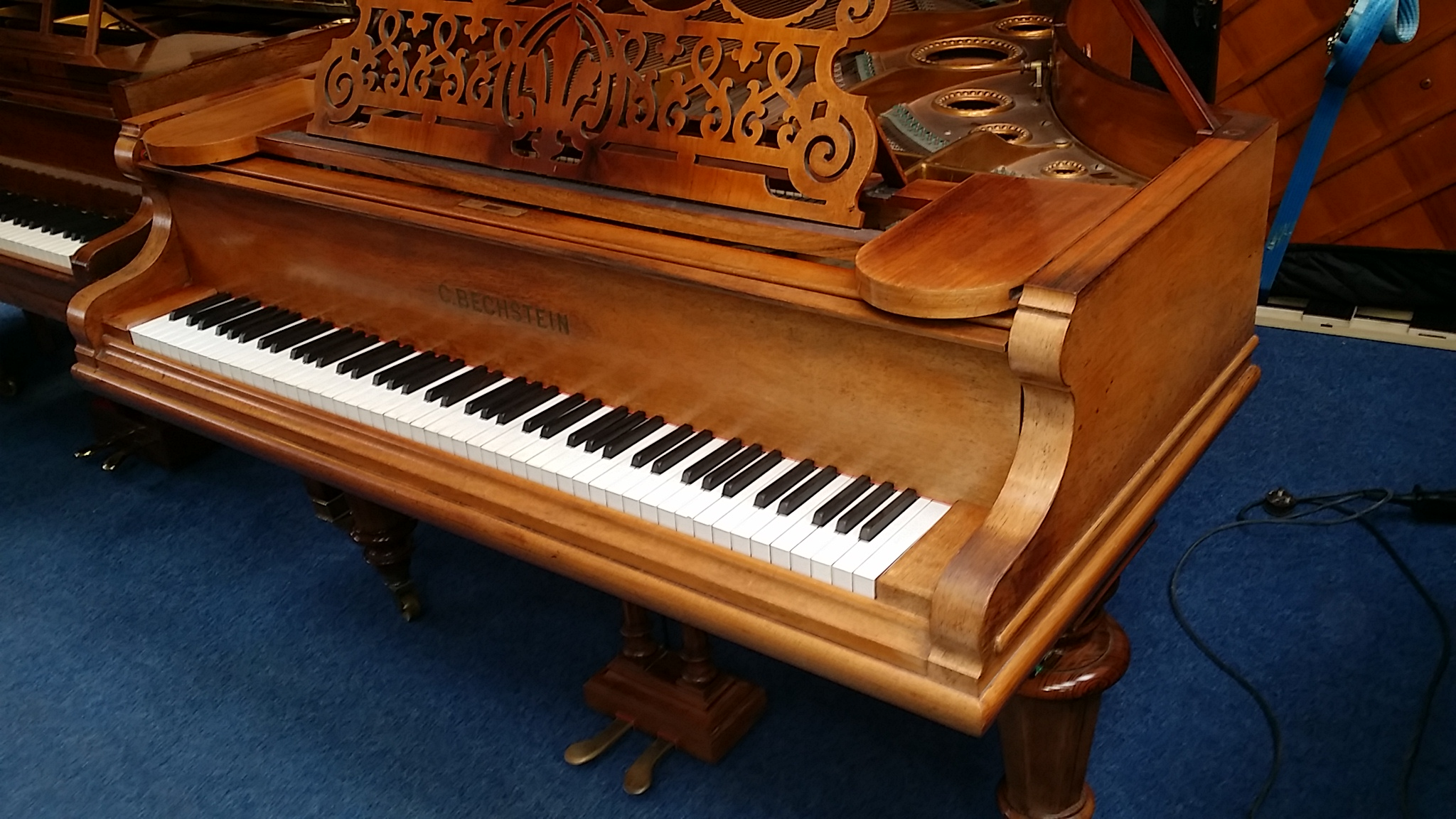 Photo of Bechstein V Grand piano