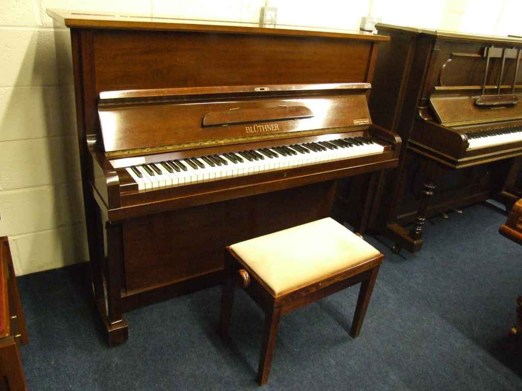 Photo of Bluthner   Upright piano