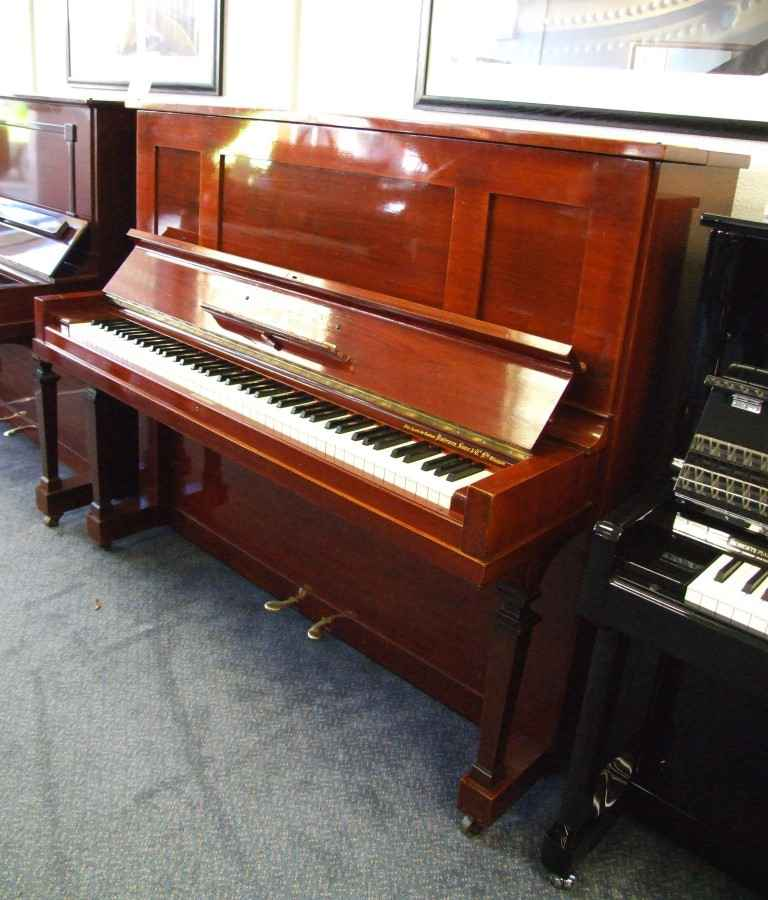 Photo of Steinway K Upright piano