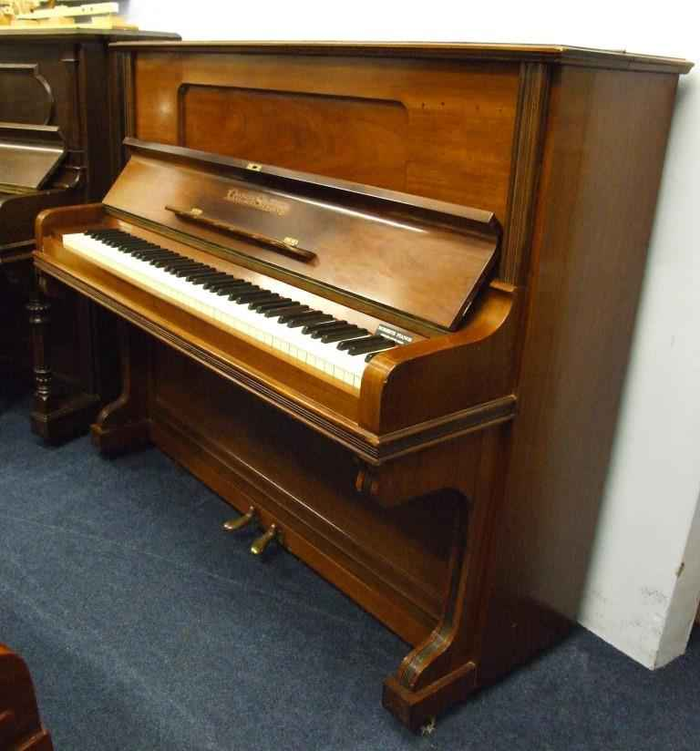 Photo of Grotrian-Steinweg   Upright piano