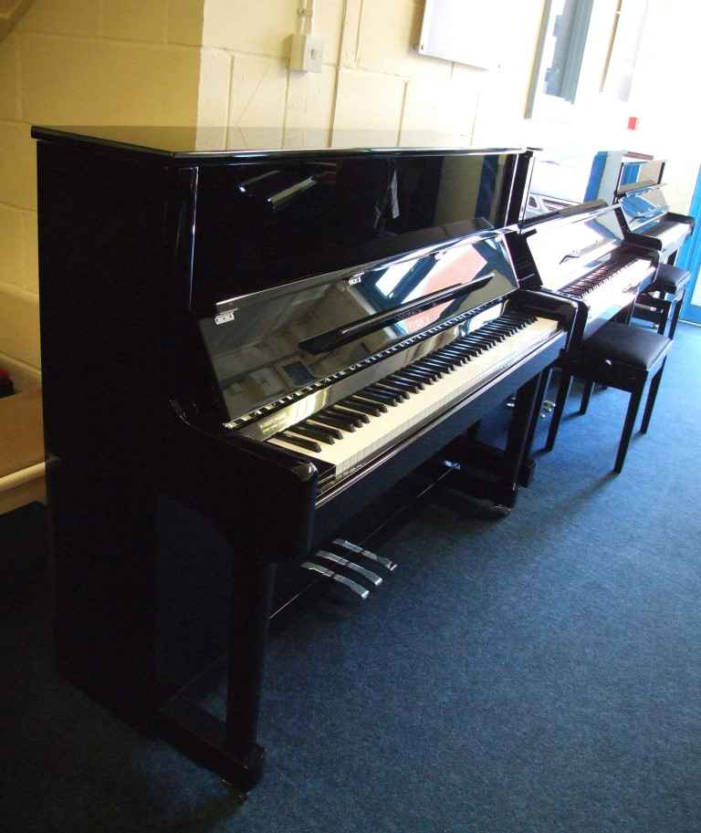 Photo of Feurich 122 Upright piano