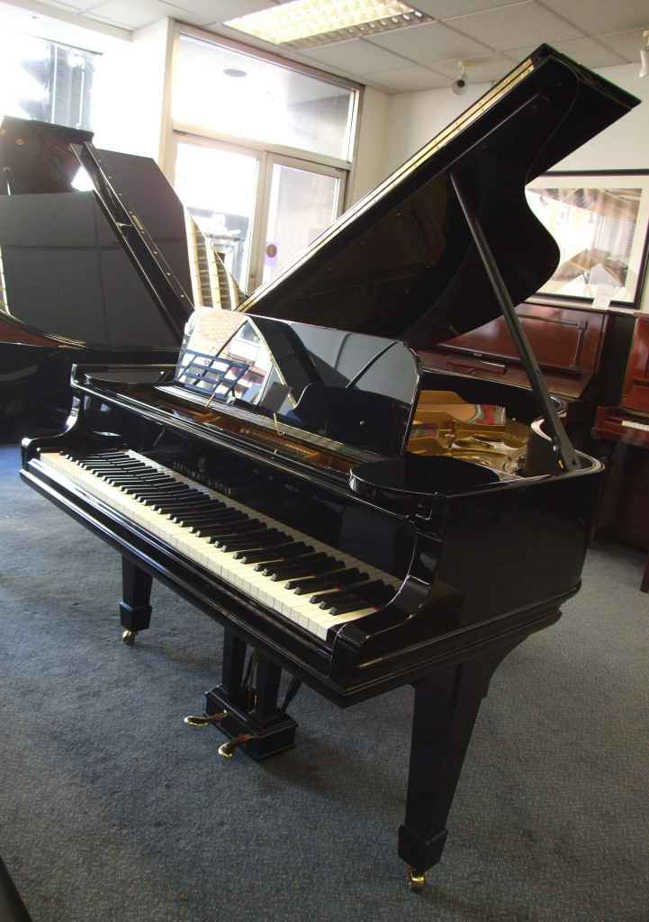 Photo of Steinway O Grand piano