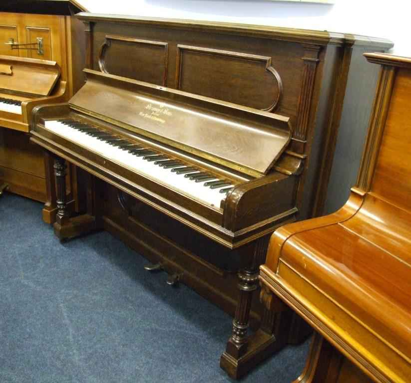 Photo of Steinway V Upright piano