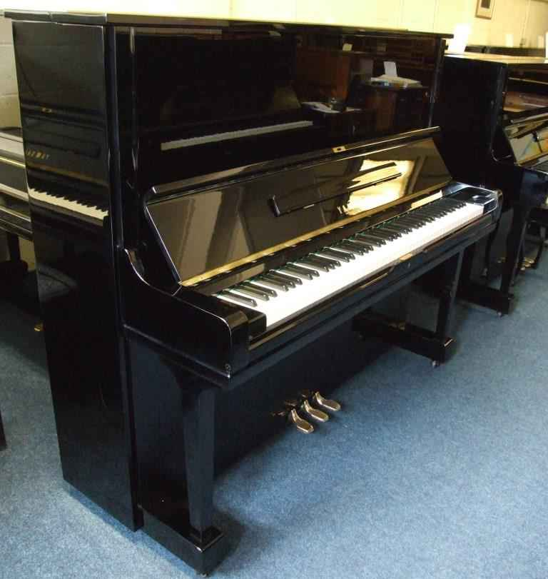 Photo of Yamaha U1H Upright piano