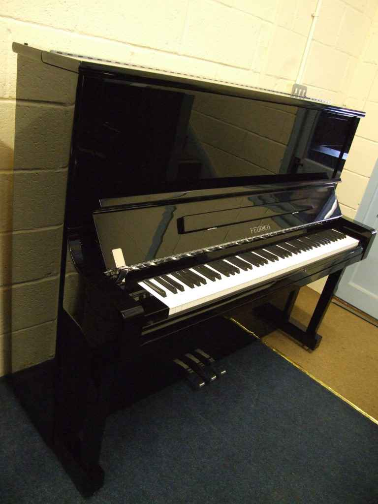 Photo of Feurich 133 Upright piano