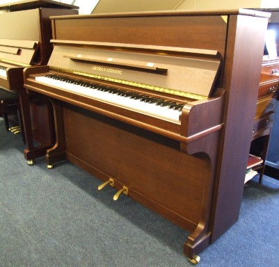 Photo of Grotrian Steinweg 114 Upright piano
