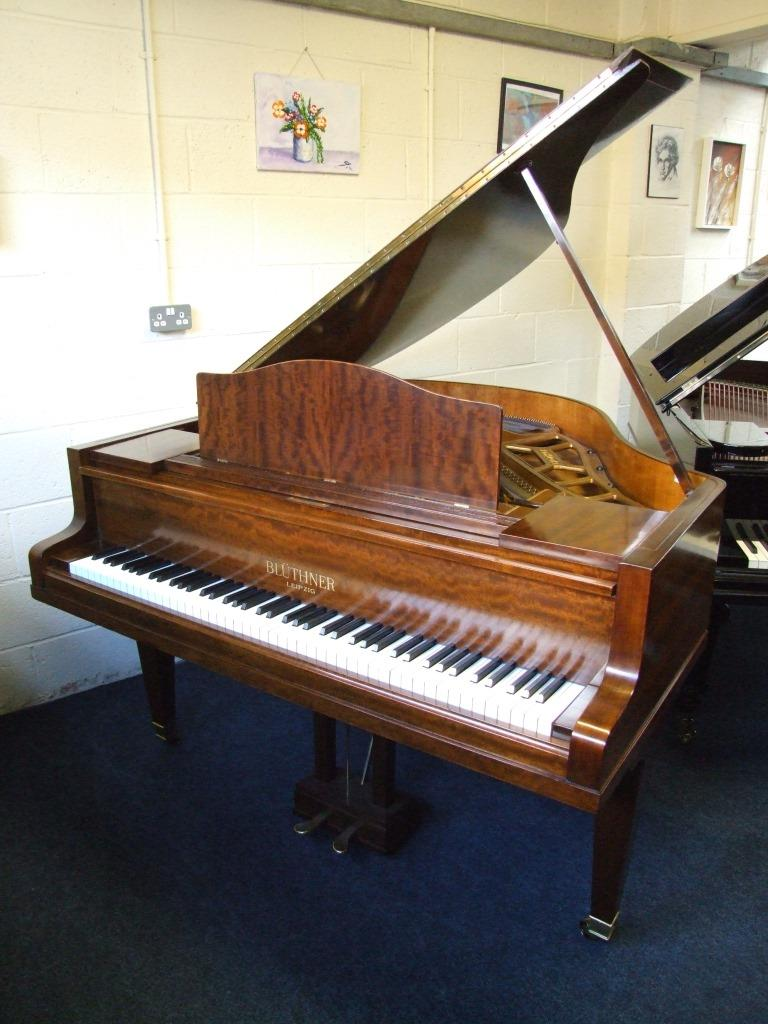 Photo of Bluthner IV Grand piano