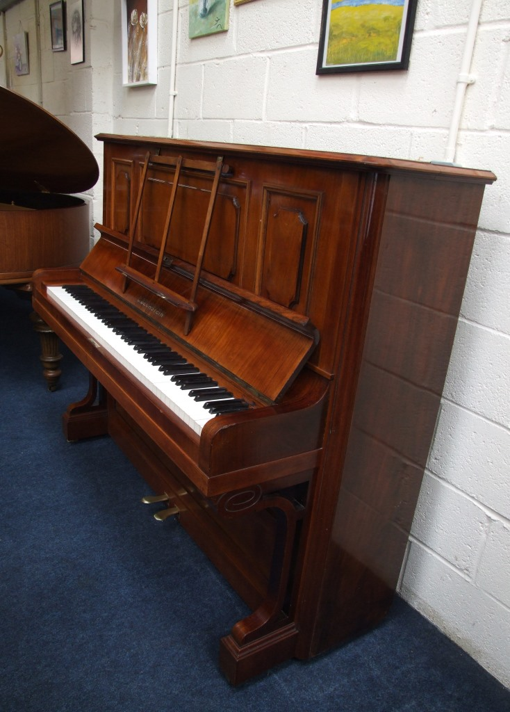 Photo of Bechstein 8 Upright piano