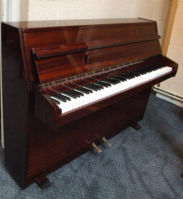 Photo of Zender  Upright piano