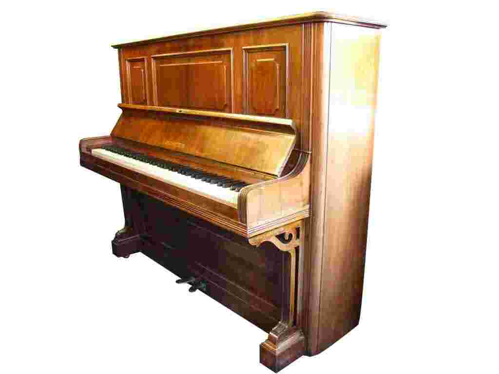 Photo of Bechstein model 8 Upright piano