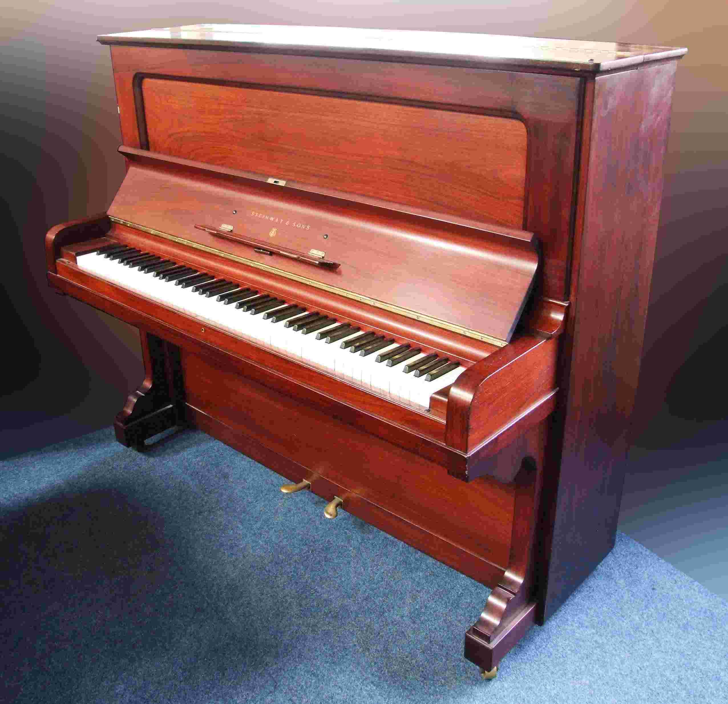 Photo of Steinway  Upright piano