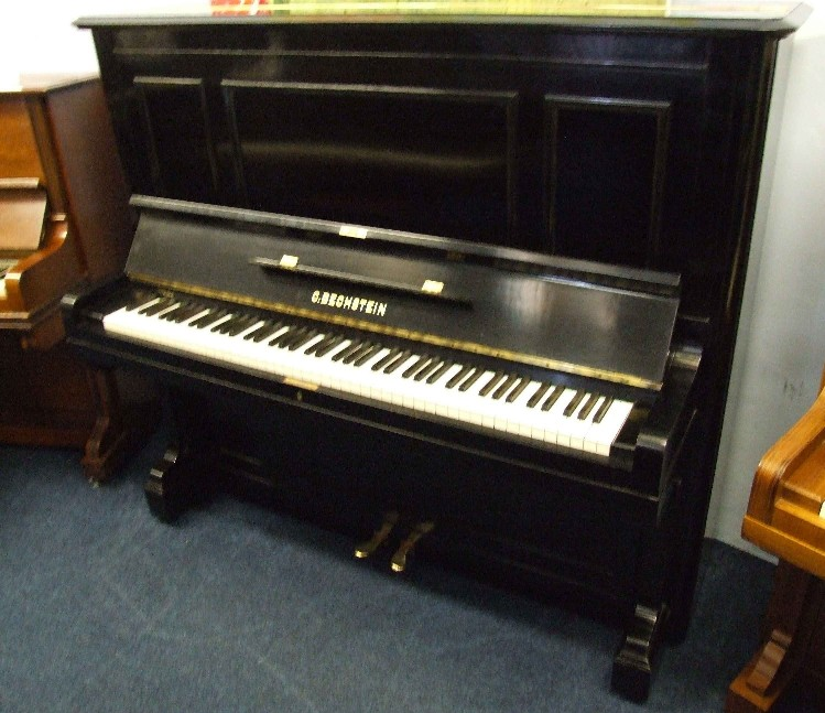 Photo of Bechstein 7 Upright piano