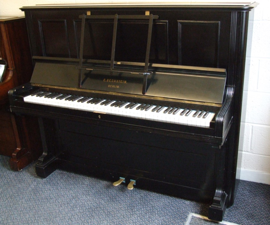 Photo of Bechstein III Upright piano
