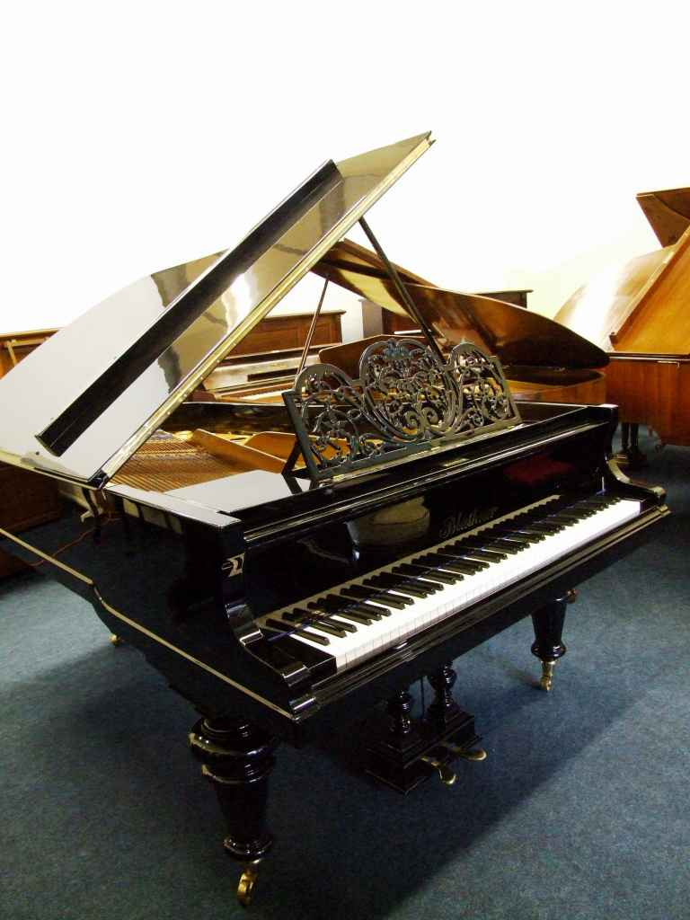 Bluthner Grand Piano Case 02 Pianos for sale