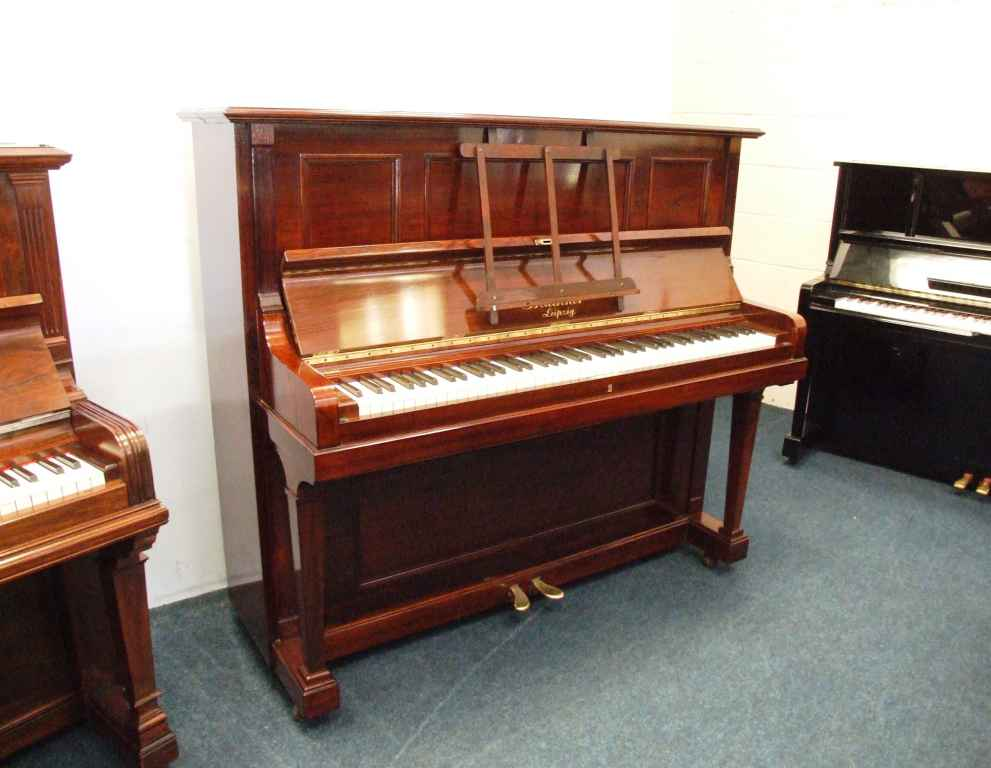 Bluthner Upright Case 01 Pianos for sale