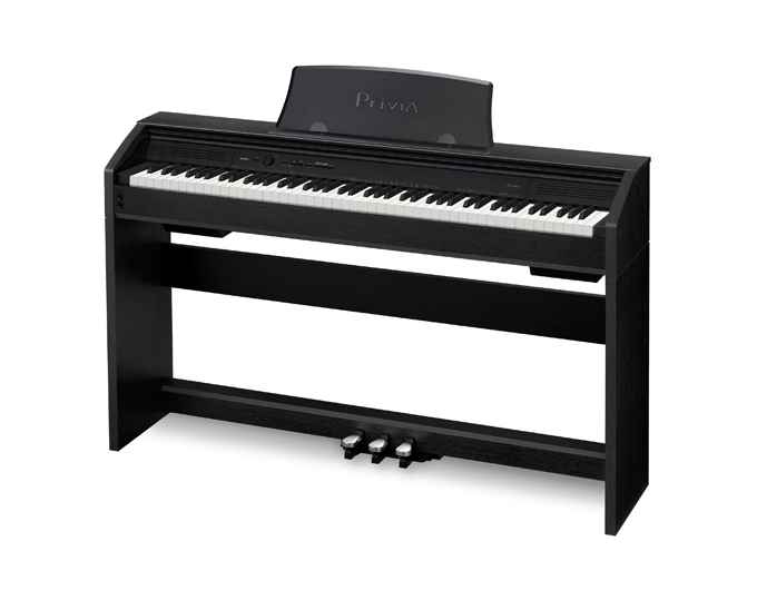 Photo of Casio Privia PX-750 DIGITAL Upright piano
