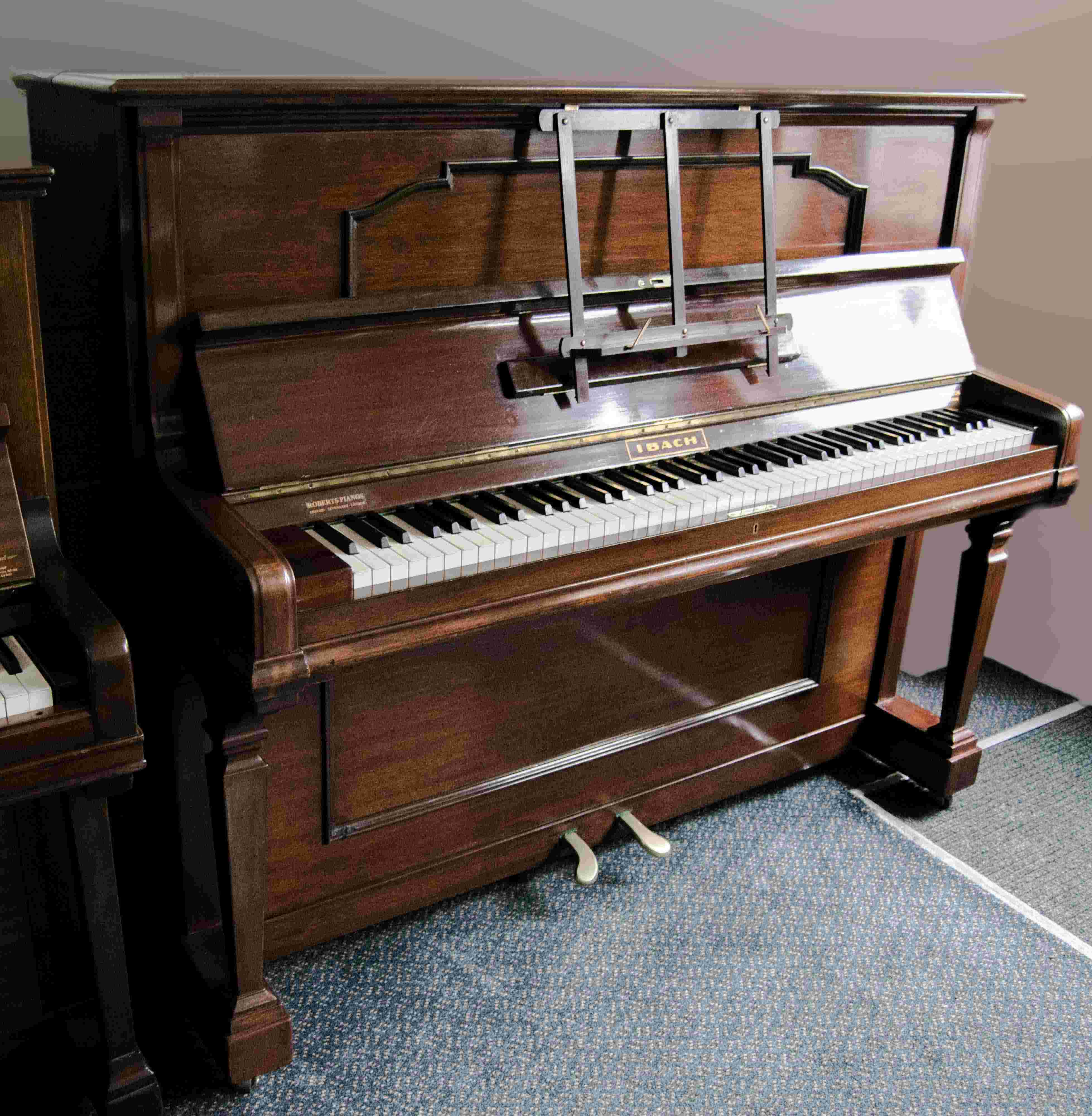 Photo of Ibach  Upright piano