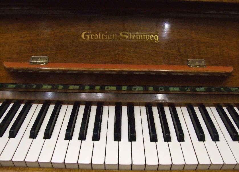 Photo of Grotrian Steinweg  Upright piano