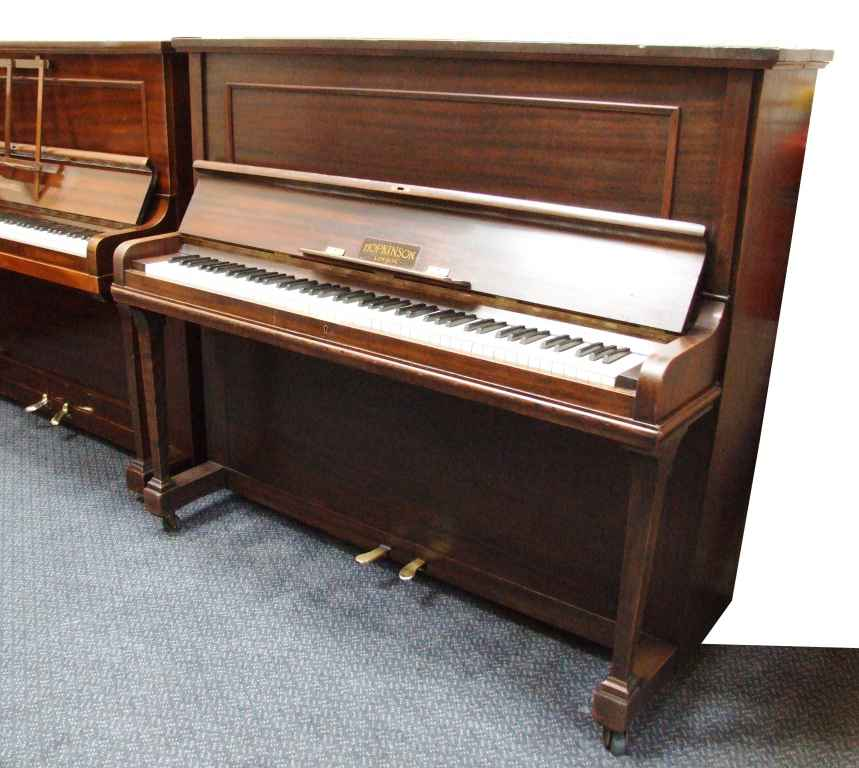 Hopkinson Uprigth Case 01 Pianos for sale