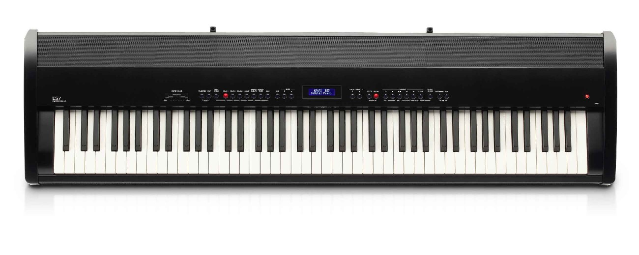 Photo of Kawai ES7 DIGITAL Upright piano