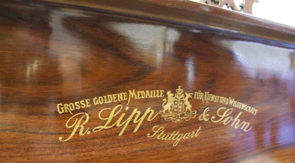 Richard Lipp 2130412  Pianos for sale