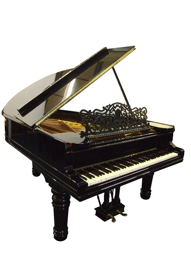 Photo of Steinway model A Grand piano