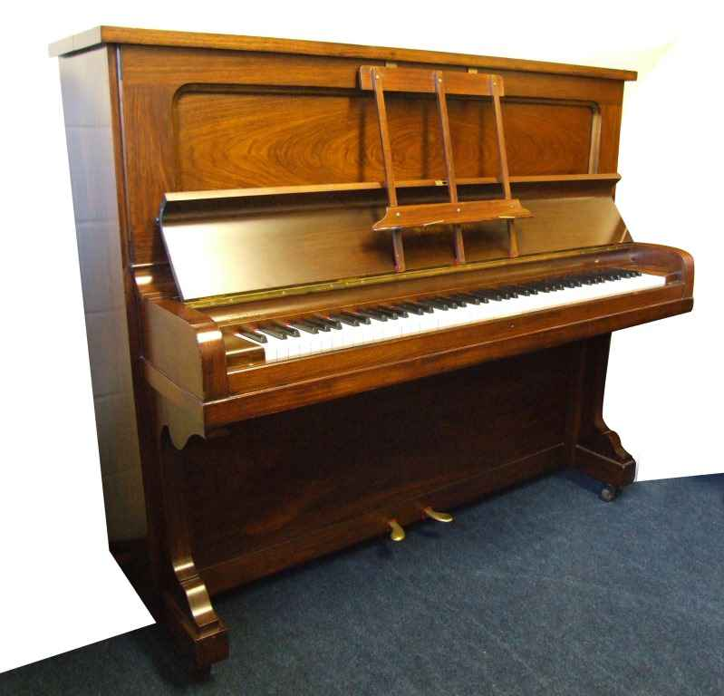 Photo of Steinway model K Upright piano
