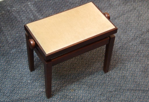 Photo of Hidrau Adjustable Toledo Stool Stool piano