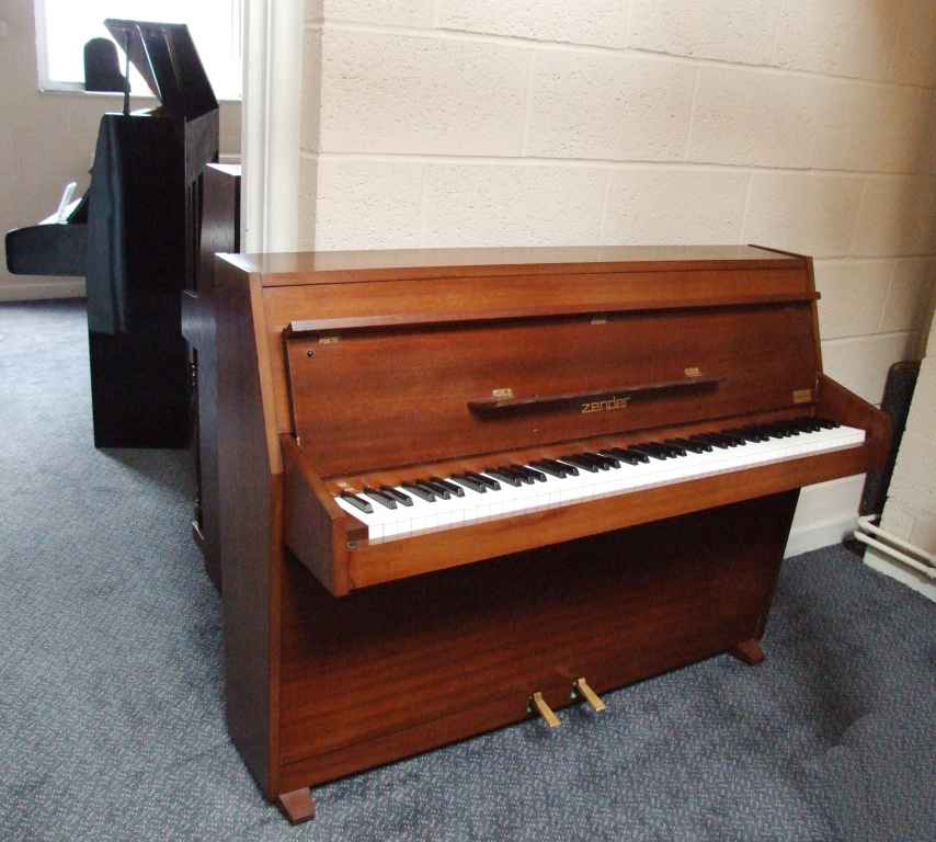 Zender Pianos Upright 02 Pianos for sale