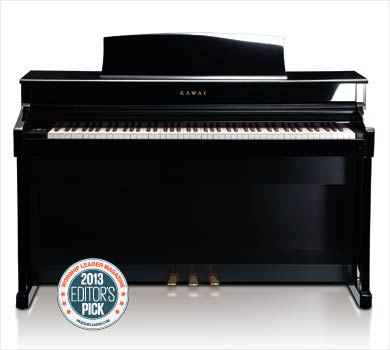 Photo of Kawai Digital Piano CA-15 SB Grand piano