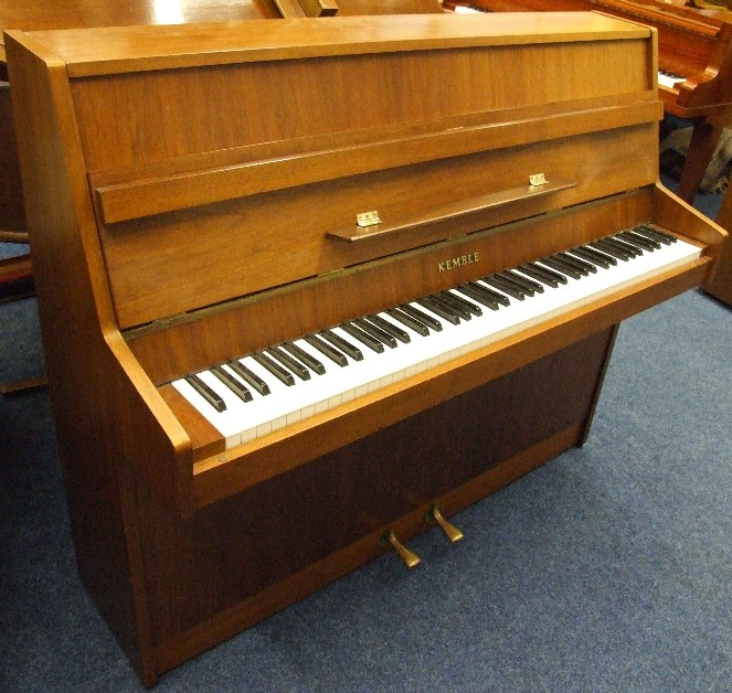 Photo of Kemble Compact Upright piano