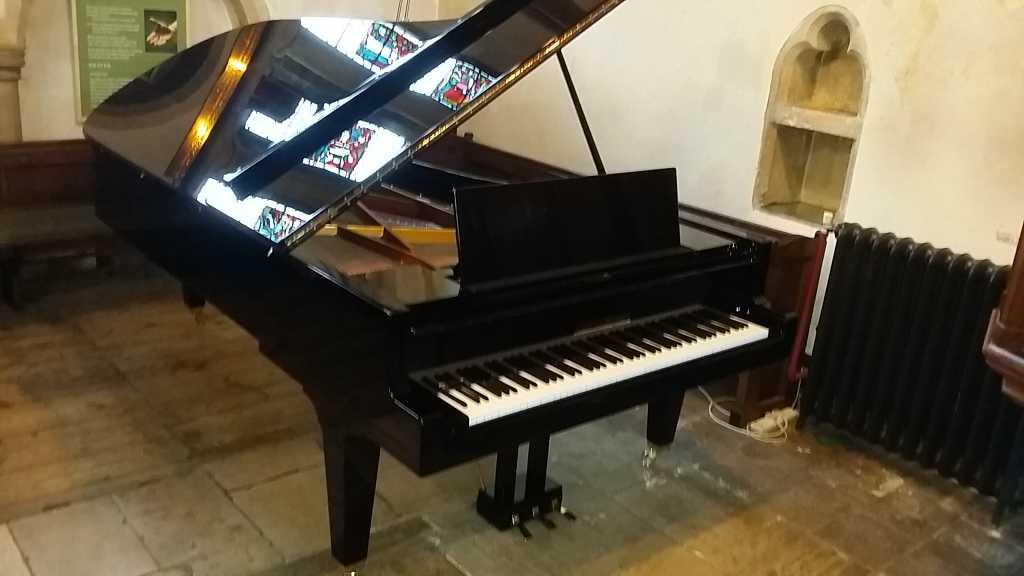 Photo of Grotrian Steinweg 275 Grand piano