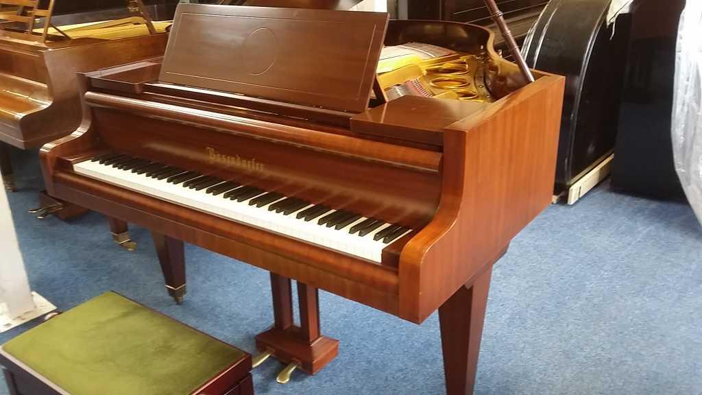 Photo of Bosendorfer 170 Grand piano