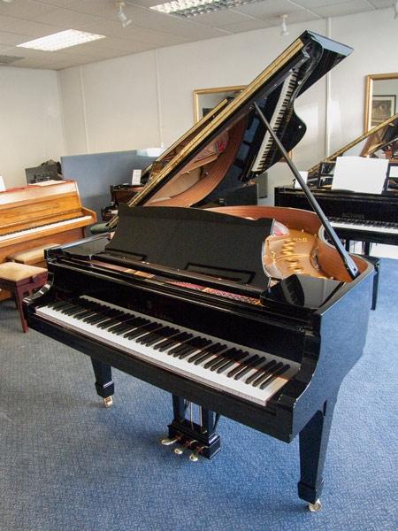 Photo of Steinway M Grand piano
