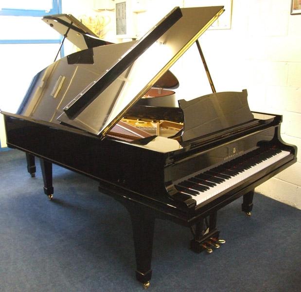 Photo of Steinway B Grand piano