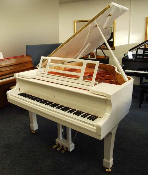 Photo of Feurich model 161 Grand piano
