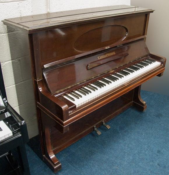 Photo of Grotrian Steinweg 125 Upright piano