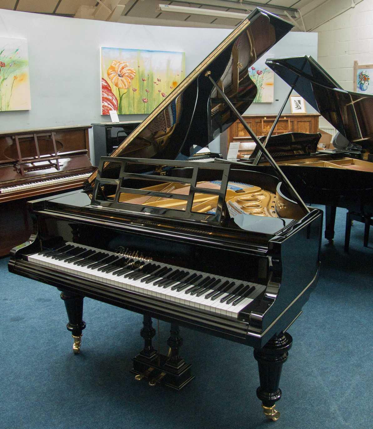 Photo of Bluthner Style VI Grand piano
