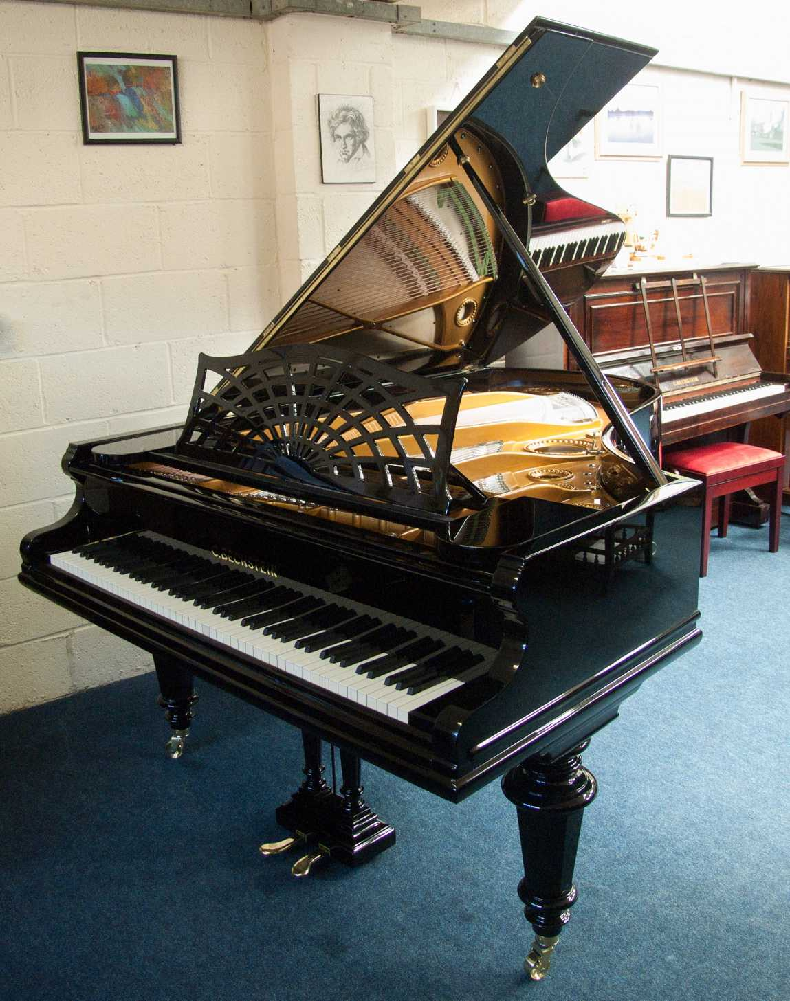 Photo of Bechstein V (B style) Grand piano