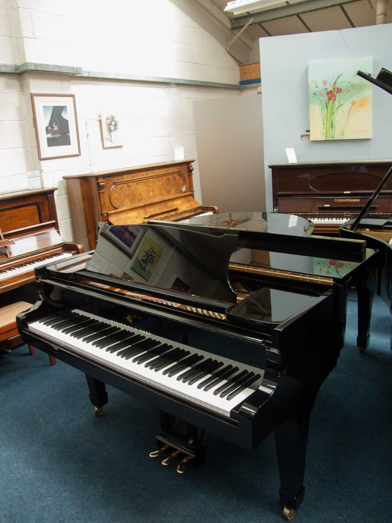 Steinway O - Roberts Pianos