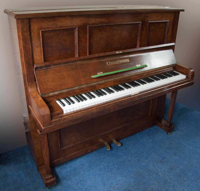 Photo of Grotrian Steinweg  Upright piano