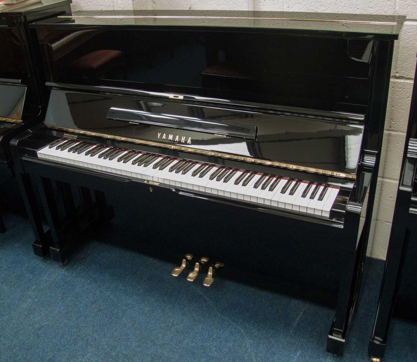Photo of Yamaha U1H Upright piano