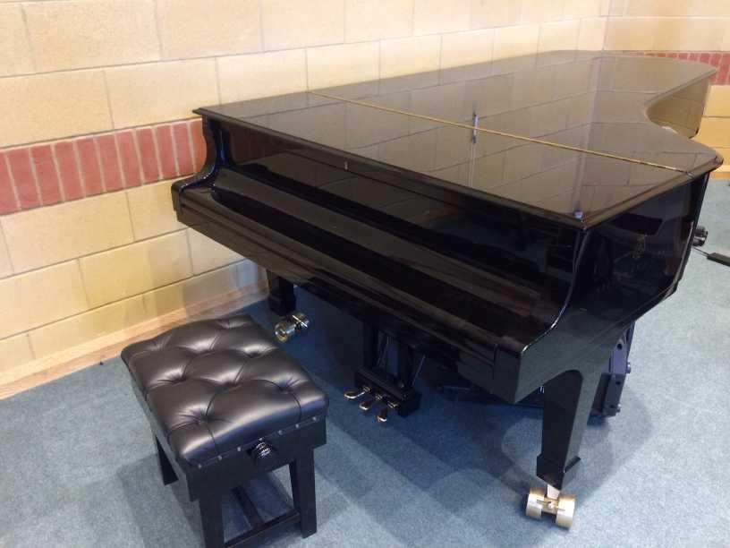 Photo of Steinway D Grand piano