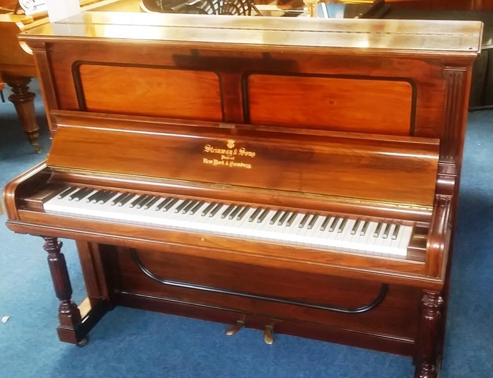 Photo of Steinway K Upright piano
