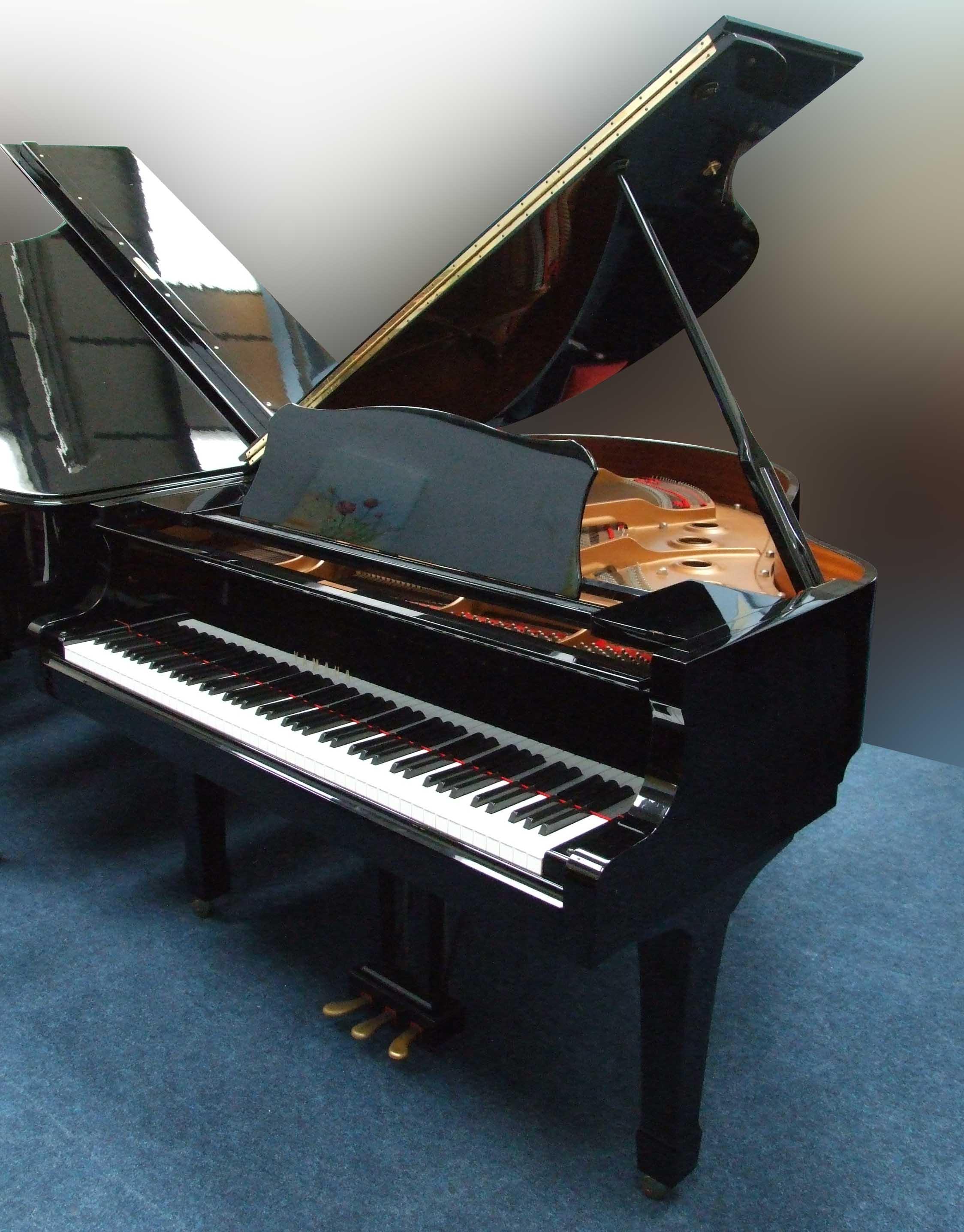 Yamaga C1 grand piano